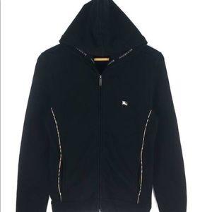 Burberry London Hoodie Sweater Small Logo Nova